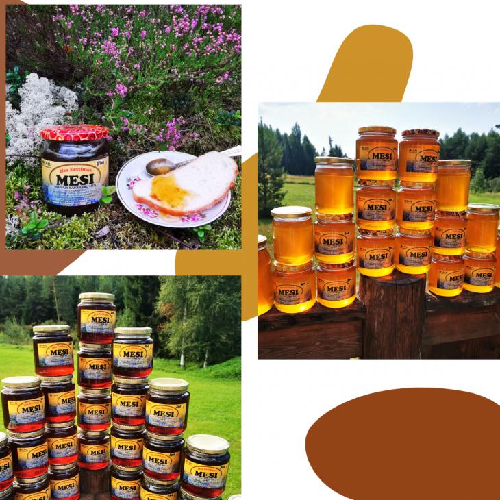 Vali endale meeldiv mesi!