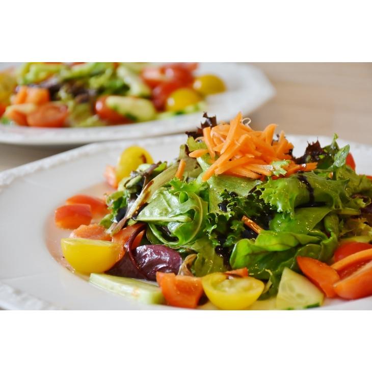 Viis suvist salatit