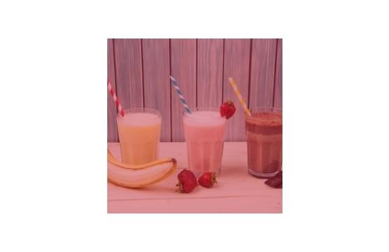 5 värskendavat piimakokteili (retseptid)