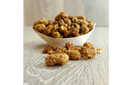 Mooruspuu  - 60 kalorit 140 grammi marjade kohta