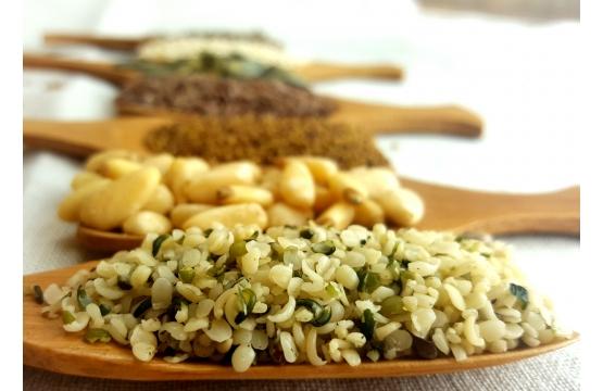 Kuidas erinevaid seemneid toidus kasutada?