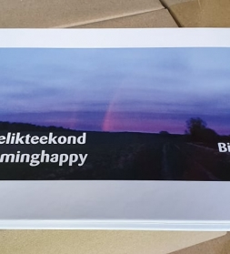 Raamat #õnnelikteekond #becominghappy