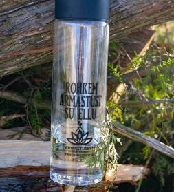 Joogipudel Fox 900 ml, läbipaistev