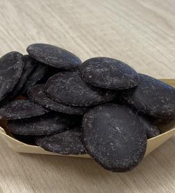 Šokolaadinööbid 75% 250 g mahe