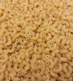 White Pasta Elbow 1kg, organic