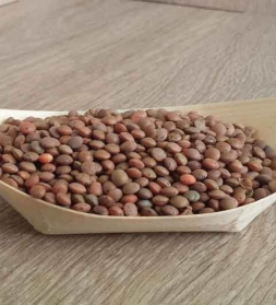 Lentils, brown 1kg, organic
