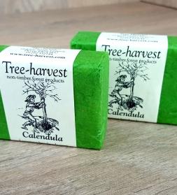 "Handmade soap ""Calendula"" 110g"
