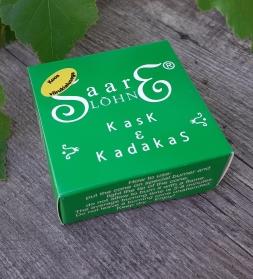 Kaselehe- kadaka viirukid koos keraamilise viirukialusega