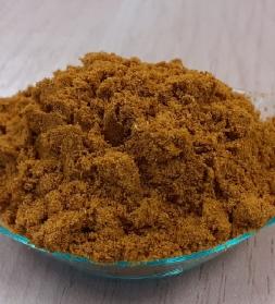 Organic curry powder 400g
