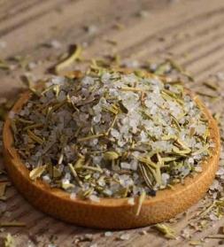 Organic herbal sea salt 150 g