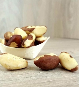 Brazil nuts 500 g, organic