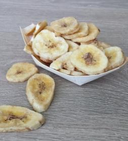 Банановые чипсы (сладкие) 500 г, органические
