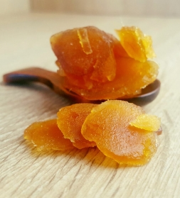 Ginger candied 400g, organic