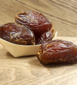 Dates Medjool with seed 500g, organic