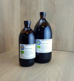 Agave syrop, dark 1000ml, organic