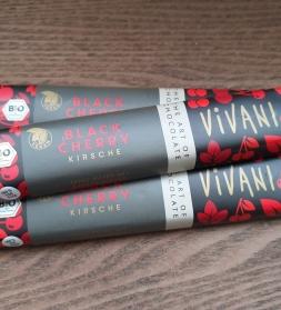 Šokolaadibatoon kirsiga Vivani  35 g, mahe